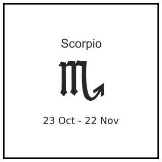 Most Compatible Sign With What Scorpio Is